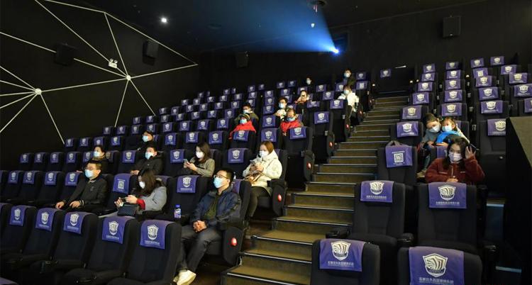 石家庄电影院等娱乐场所有序恢复