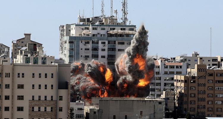 加沙地带为何连年硝烟不止?
