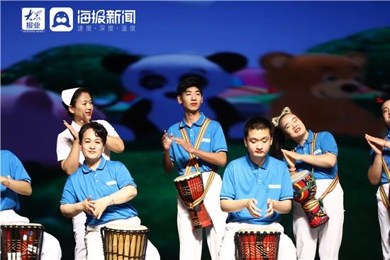 组图 | 视听盛宴!淄博民政系统庆祝建党100周年文艺演出举行