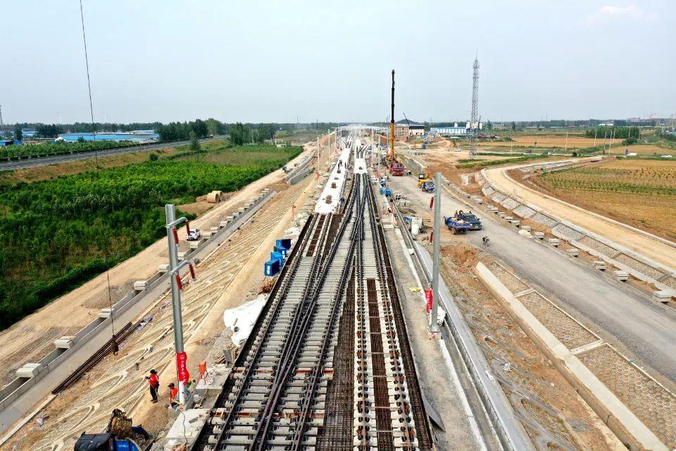 鲁南高铁最新进展 年底具备通车条件