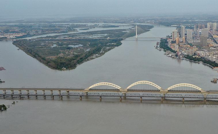 黑龙江呼玛县启动Ⅰ级防汛应急响应