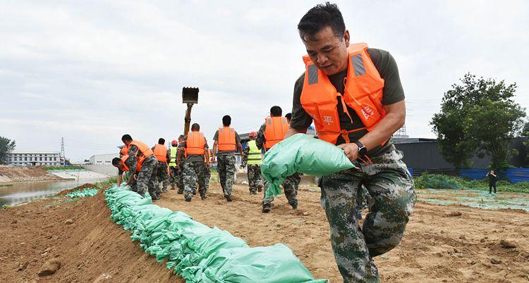 直击山东16市防汛防台风一线