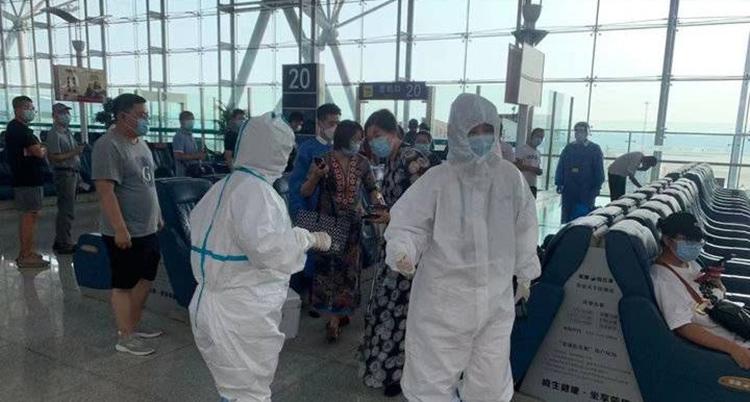 济南机场:一线员工100%接种疫苗,物流中心人员缩减降低风险