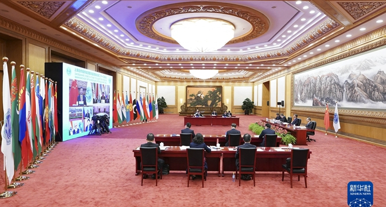 上海合作组织二十周年杜尚别宣言