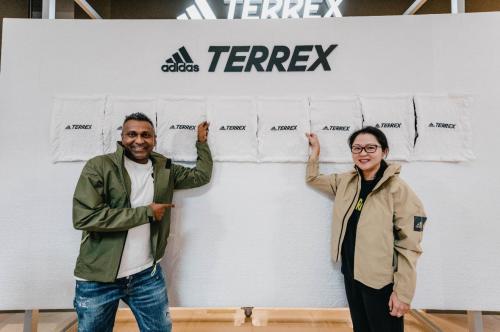 adidas TERREX旗舰店开业,以可持续发展理念打造户外玩家聚集地