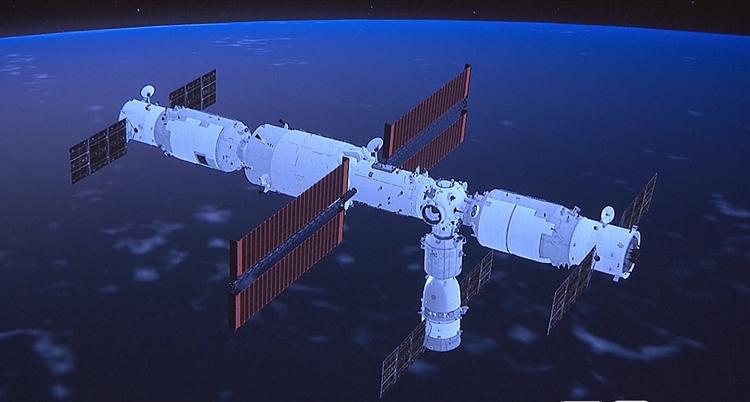 2022年我国将全面进入空间站在轨建造阶段