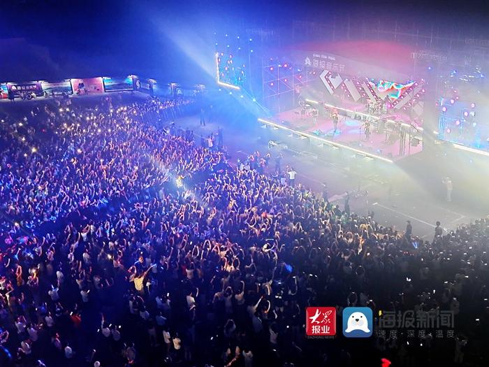 本周末,来菏泽海报音乐节的八大理由!