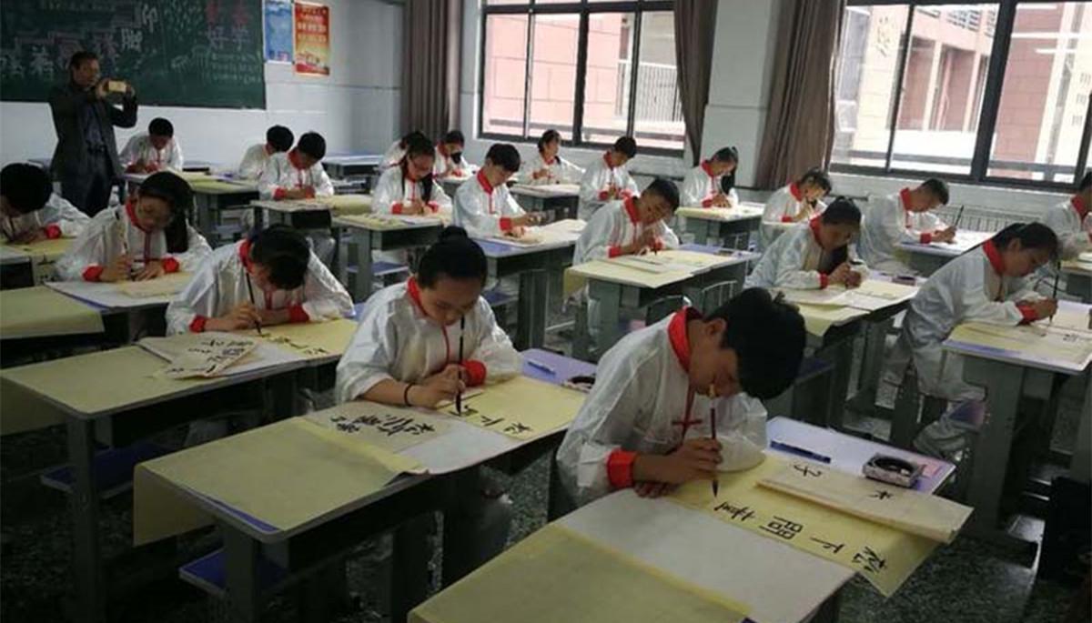 济宁市中小学生艺体大赛成功举行