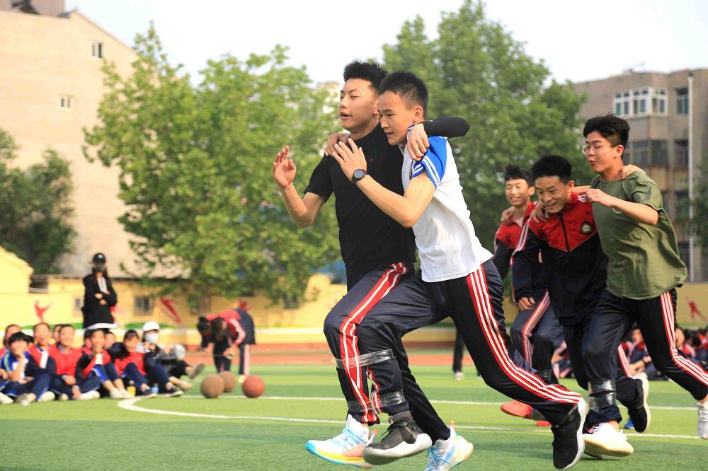 聊城教育体育教学活动精彩展播