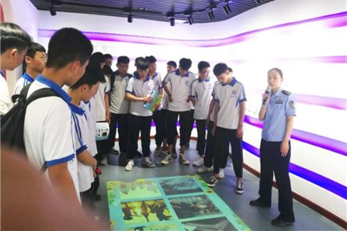 淄博理工学校:远离毒品 珍惜生命