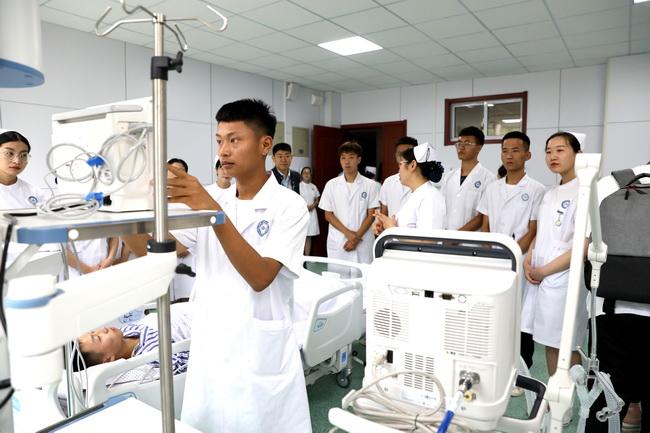 济南护理职业学院:让体验式教学走进课堂