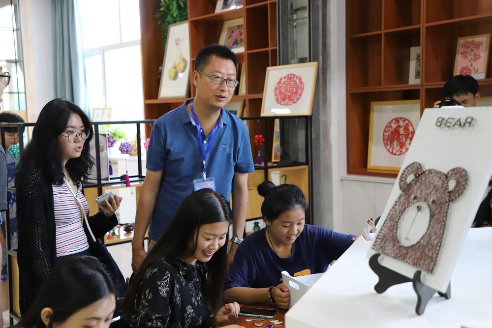 探访:山东工业职业学院里的人文情怀