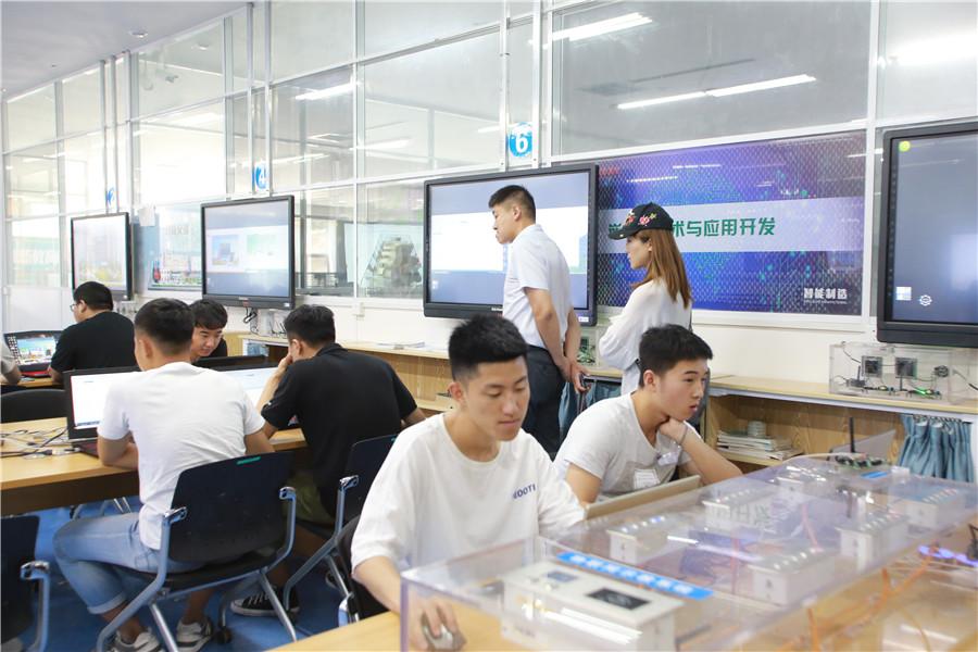 山东科技职业学院:教学管理信息化领跑同类院校改革发展