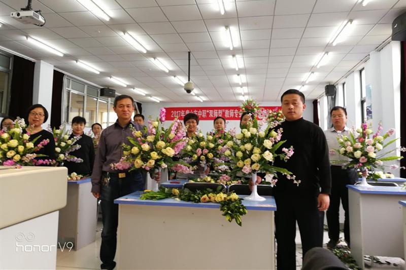 潍坊职业学院构建职教培训新模式 助推教师专业发展