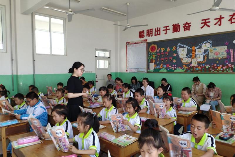 烟台莱阳市开展乡村教师提高培训研讨活动