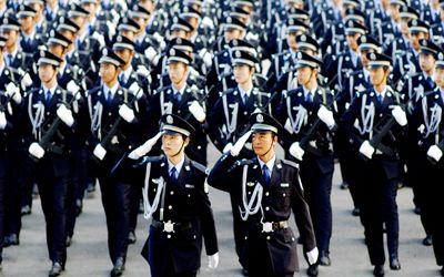 中国人民警察大学首次在京招生