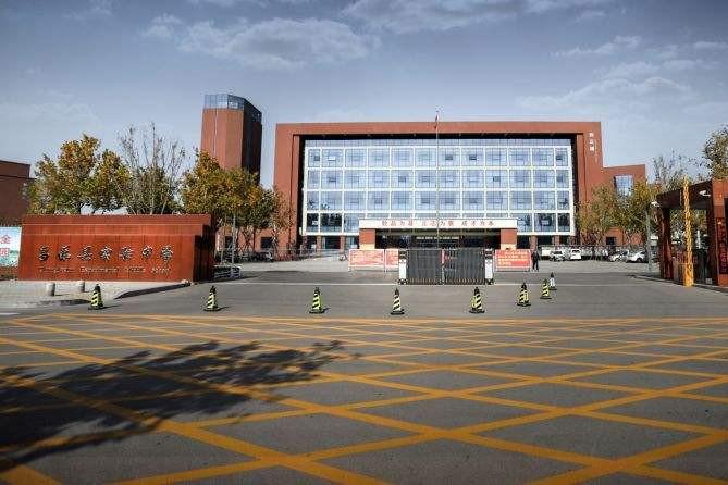 潍坊市昌乐实验中学唱响《我和我的祖国》
