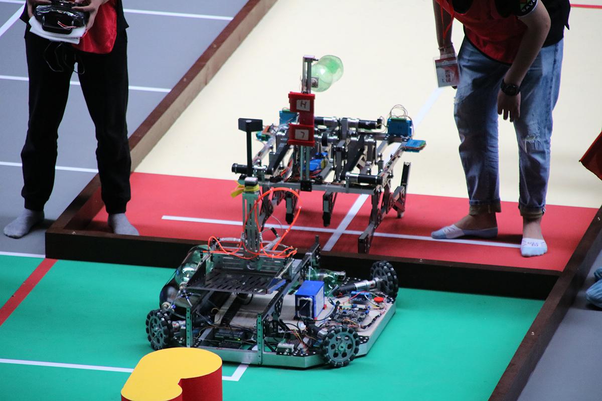 山东铝业职业学院荣获全国大学生机器人大赛三等奖