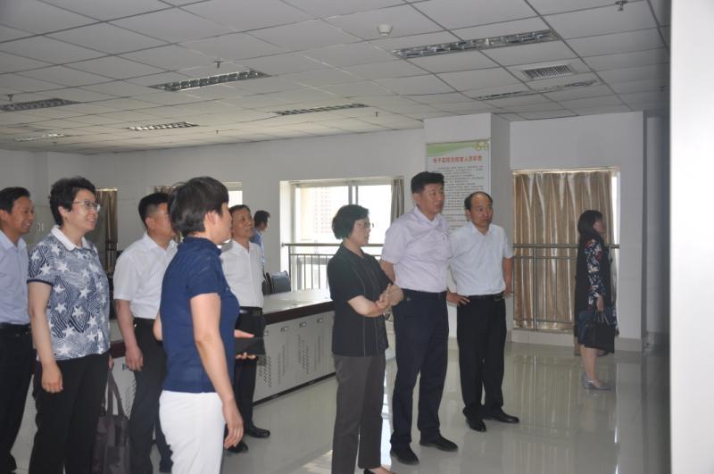 山东省教育厅副厅长黄琦检查指导菏泽市高考准备工作