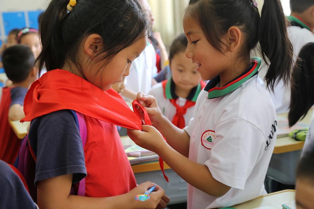 """东营市实验幼儿园开展""""我向往的小学生活""""幼小衔接活动"""