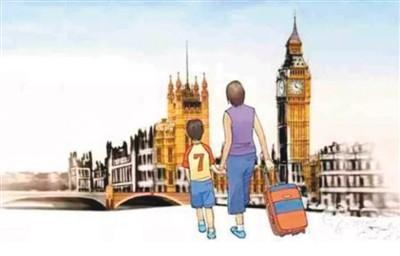低龄留学家长的纠结:要不要出国陪读