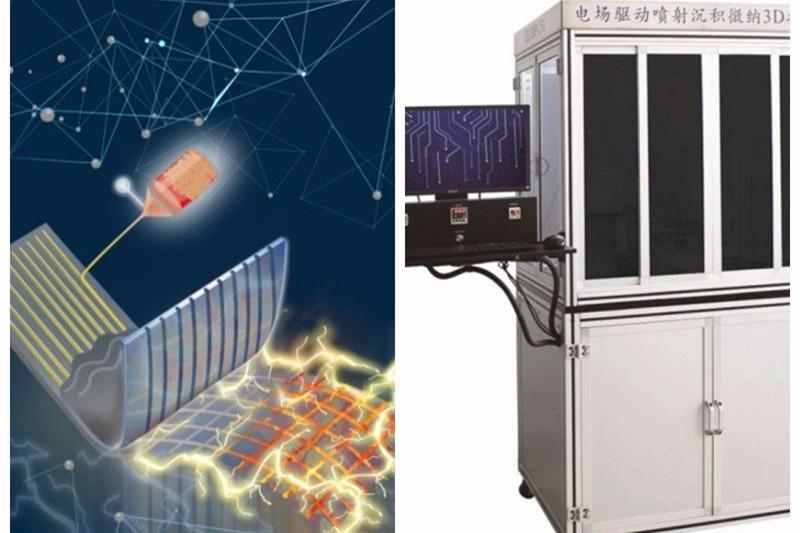 国际顶尖期刊!青理工兰红波教授团队在线发表微纳3D打印第一署名文章