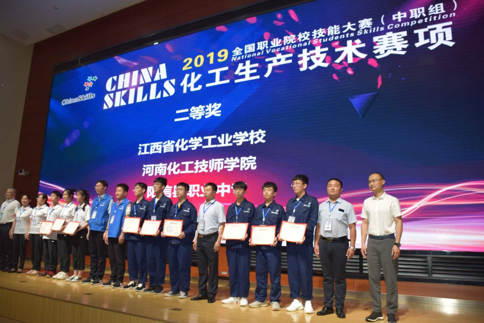 创先争优 滨州市职业院校技能大赛成绩进入全省前列