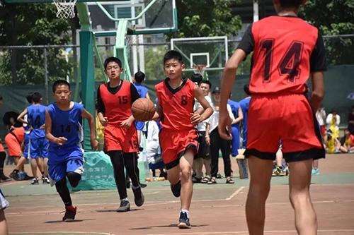 威海市文登区在全市中小学篮球联赛斩获佳绩