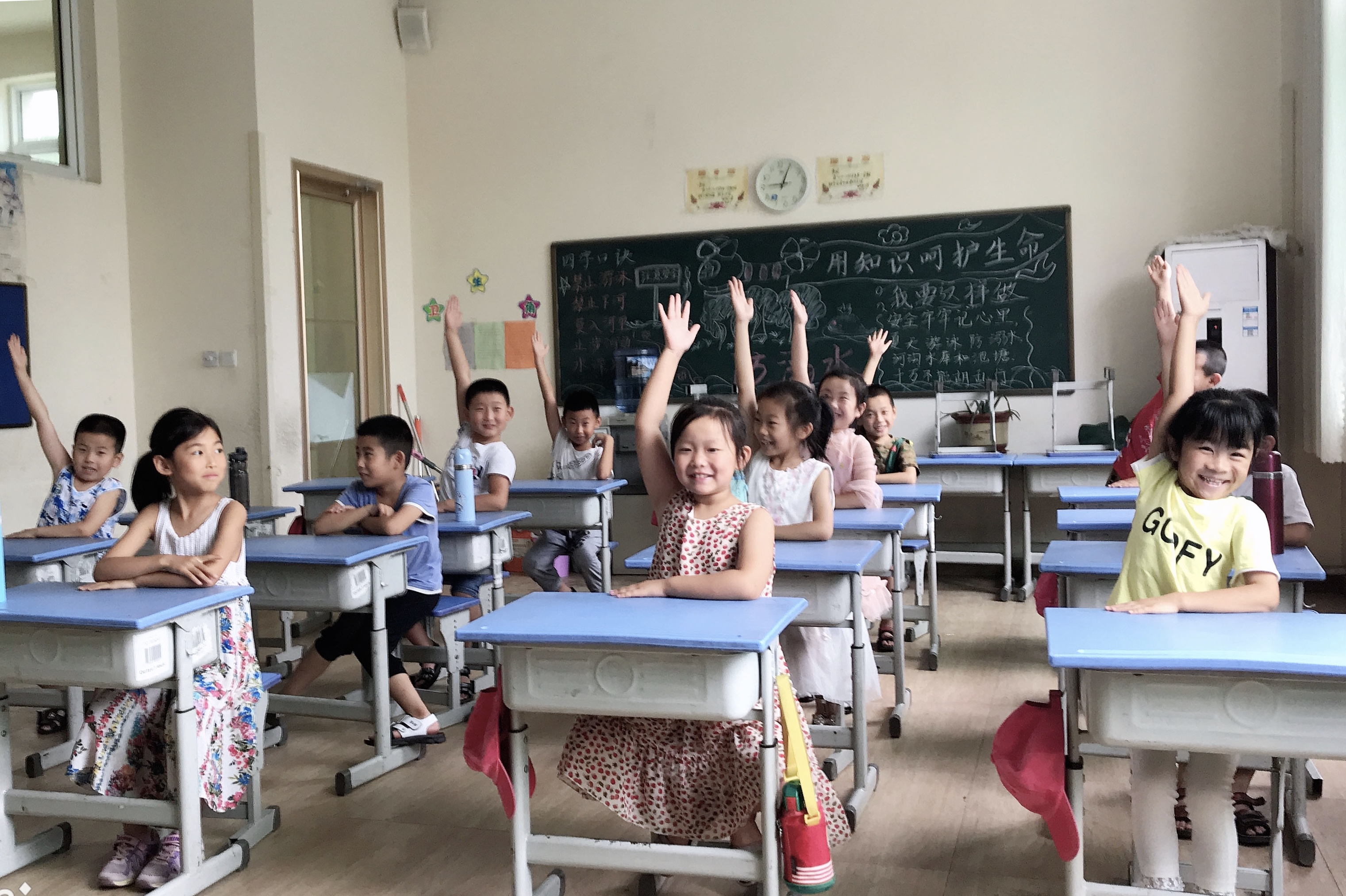 扶贫推普文化下乡,陝西学子发声淄博