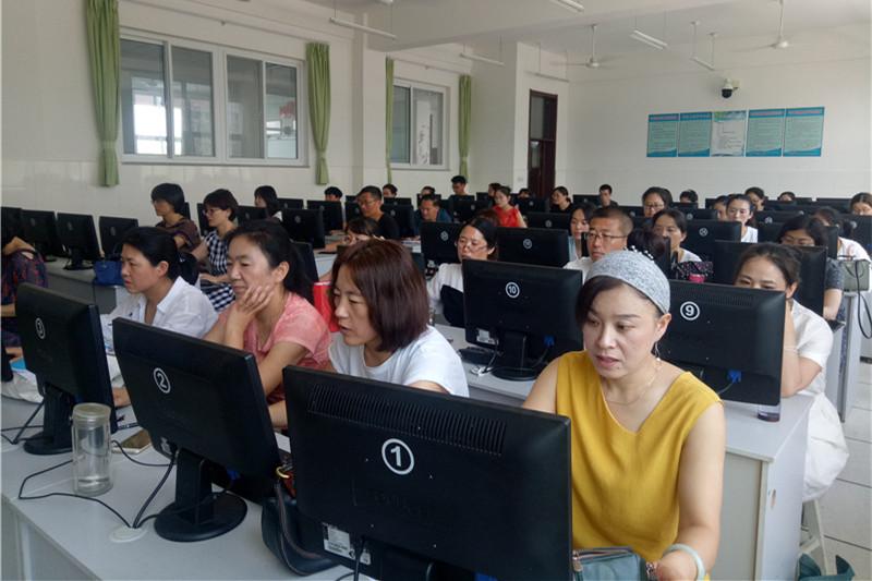 烟台龙口市开展暑假集中研修 助推教师专业提升