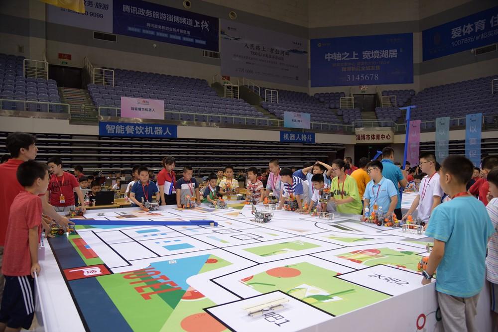 第十七届全国中小学信息技术创新与实践大赛顺利开赛