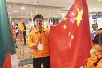 """璀璨之星追梦少年——记淄博市""""新时代好少年""""魏盛强"""