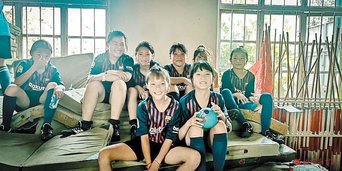 乡村孩子的公益夏令营