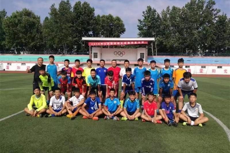 泰安市首批市级校园足球队组建成立!