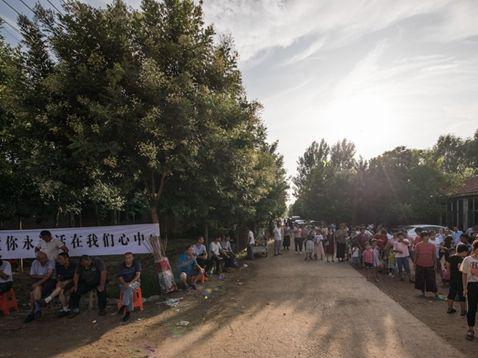 """送别英雄伦学冬!已申报追加""""齐鲁最美教师"""""""