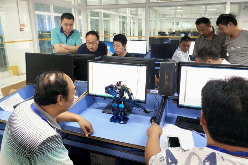 聊城市中小学教师信息能力提升工程专题培训班顺利举办