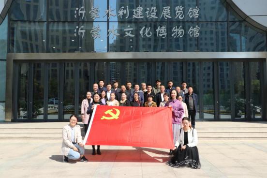 """临沂市经开区教育系统书写党建""""武装头脑+质量提升""""新篇章"""