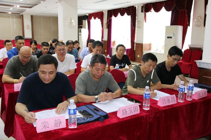 龙口市组织责任督学集中研修提升履职能力