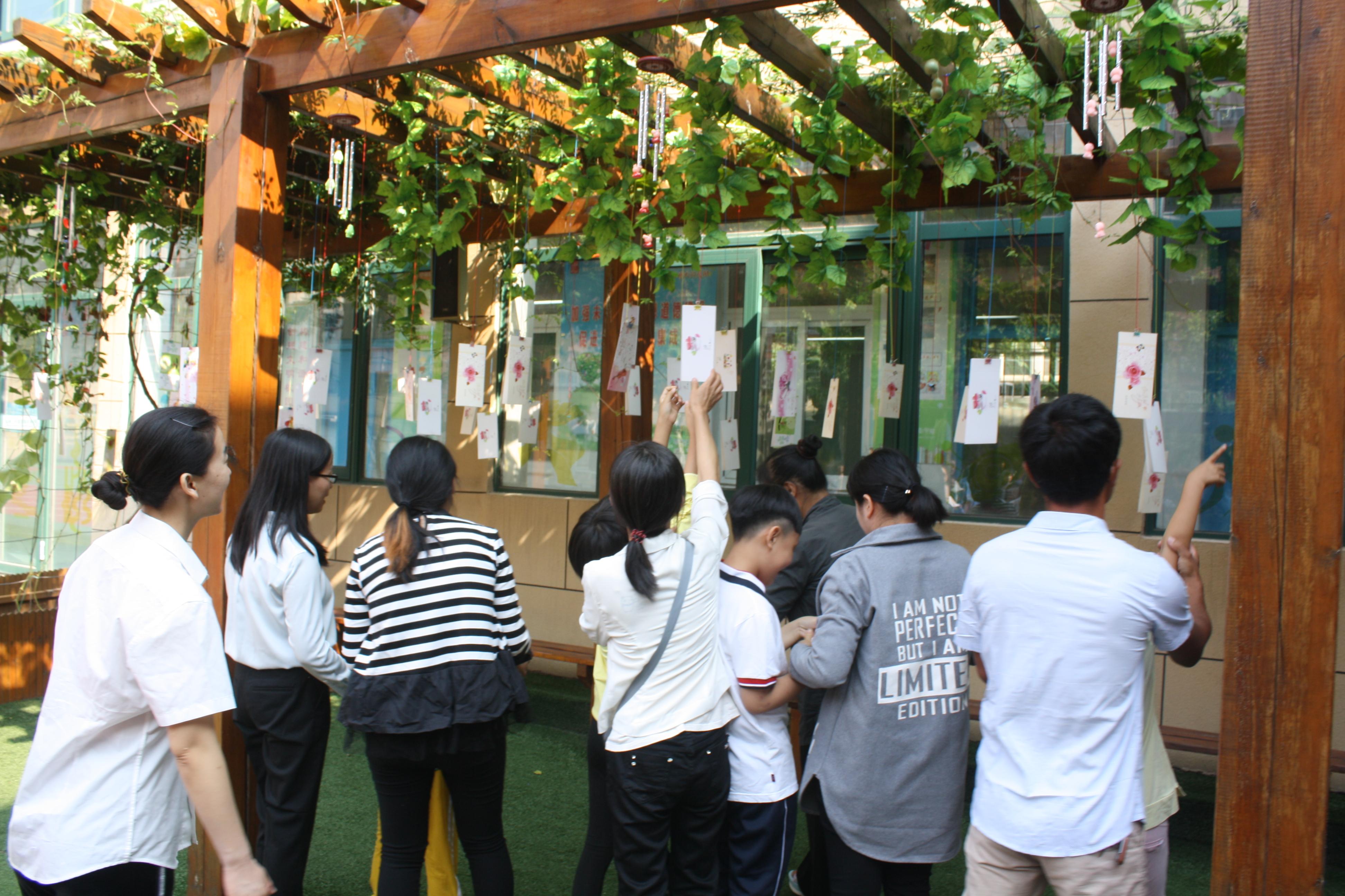 济南市影壁后街学校:国旗下宣誓,憧憬美好未来