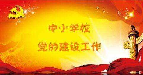 """莒南中小学实施""""党旗飘扬杏坛红""""工程 形成特色党建品牌"""
