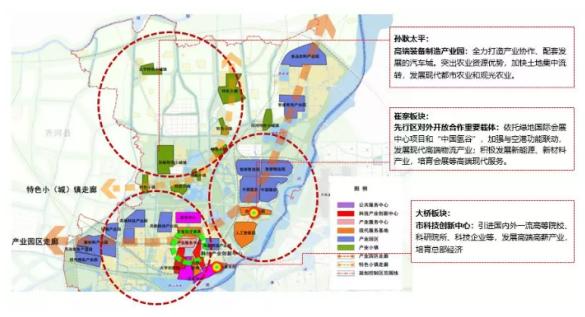 """北京日报■济南""""产城河""""新城如何实现?绿地国际博览城给出答案"""