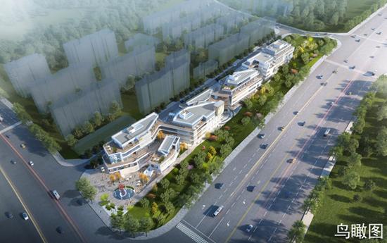 济南时报■中南置地济南公司枫叶散热器厂地块A规划公布,将建沿