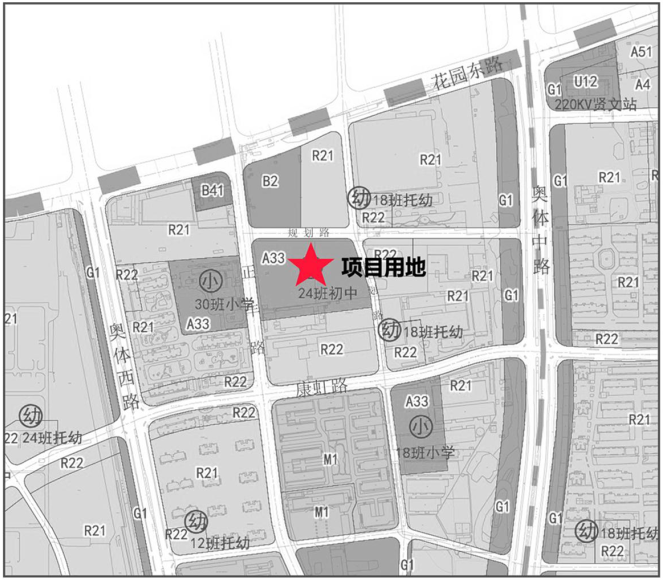 「大众网·海报新闻」城市发展 教育先行 高新区正丰路24班初中又