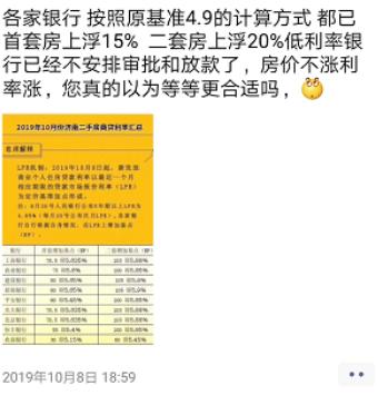 「北京青年报」房贷利率新政实施,购房者心理预期或发生改变
