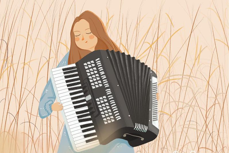 手风琴在音乐课堂教学中的作用