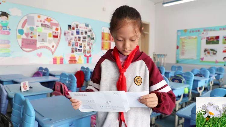 青岛小学生收到外交部回信!上面还有华春莹、耿爽亲笔签名