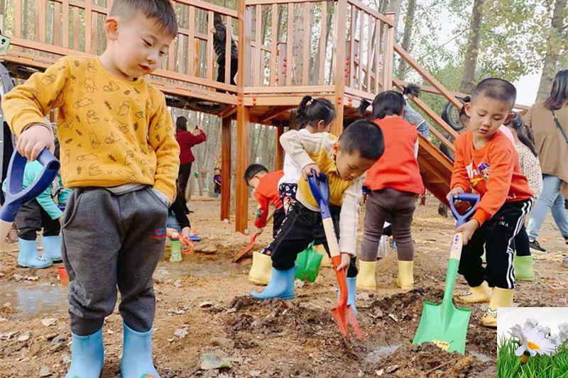 山东省基础教育发展共同体学前教育游戏研讨会在青岛市胶州举行