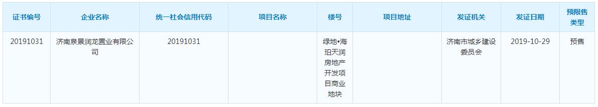 """[济南时报]绿地泉推出""""售后返租""""公寓 业内人士称属违规销售"""