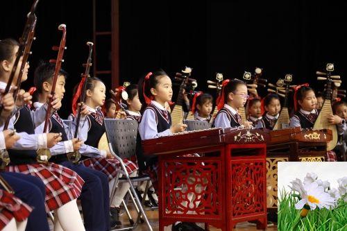 """威海市环翠区中小学""""时代之声""""器乐大赛举行"""