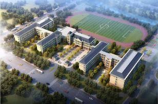 #齐鲁壹点·海报新闻#济南市中区兴隆片区将建一九年一贯制学校,